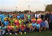 محمود گودرزی وزیر ورزش و تمرین استقلال