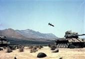 رونمایی از 2 سلاح ضدزره در رزمایش نیروی زمینی ارتش/ امیر حیدری: رزمایش پیامی برای داعش و صهیونیسم دارد