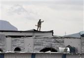 نیروی امنیتی افغان