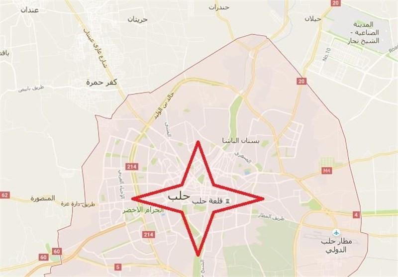 دخول الهدنة حیز التنفیذ فی حلب