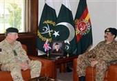 برطانوی فوج کے سربراہ کا دہشتگردی کے خلاف جنگ پر پاکستان کو خراج تحسین
