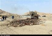 شناور غیرمجاز در ساحل خلیج فارس توقیف شد