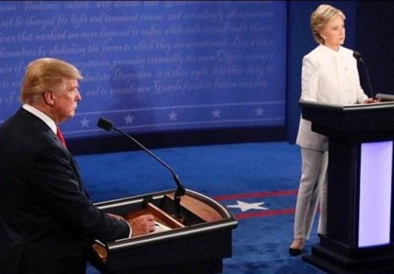 ہلیری کلنٹن کی صدارتی مباحثے جیتنے کی ہیٹ ٹرک