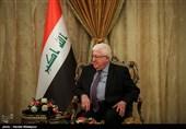 پیام تسلیت رئیس جمهور عراق به سردار سلیمانی