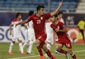 تمجید سایت کنفدراسیون فوتبال آسیا از تیم جوانان ایران و رزاقپور