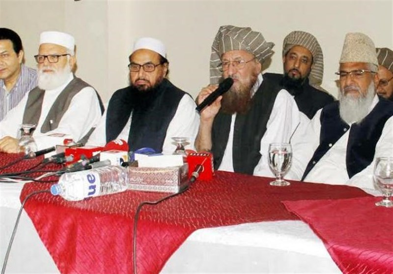 بھارتی جارحیت کو روکا جائے/ مذہبی رہنماؤں کیخلاف کاروائیاں کرکے مودی سے دوستی نبھائی جارہی ہے