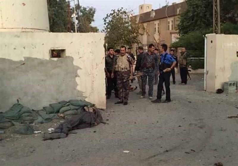 Daesh Attacks Iraqi City of Kirkuk