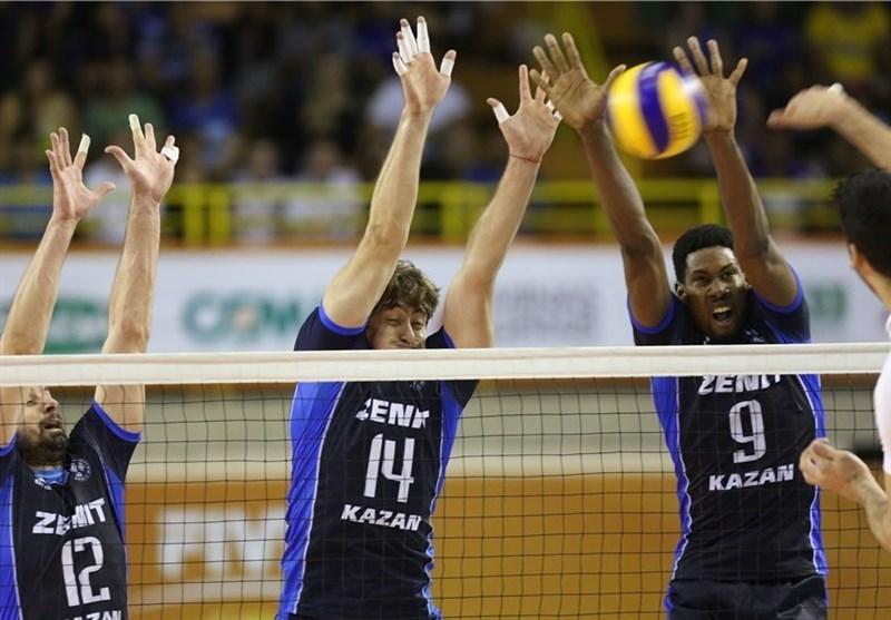 والیبال قهرمانی باشگاههای اروپا قرعهکشی شد