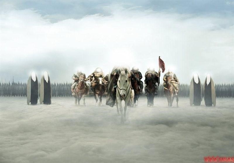 رجعت امام حسین با اصحاب در عصر ظهور و سپهسالاریِ حضرت عباس