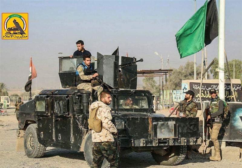 آغاز عملیات «حشدالشعبی» از محور غربی موصل