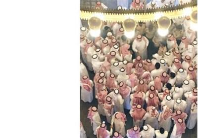 بحران در مدینه منوره در پی الزامی شدن 5 بار ثبت اثر انگشت کارمندان+عکس
