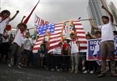تظاهرات فیلیپین