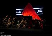 یادواره شهدای مدافع حرم یگان ویژه فاتحین بسیج