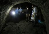 کشف شهر زیرزمینی در دیلمان