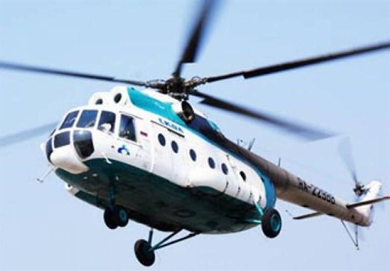 سائبیریا میں ہیلی کاپٹر حادثہ، 19 افراد جاں بحق