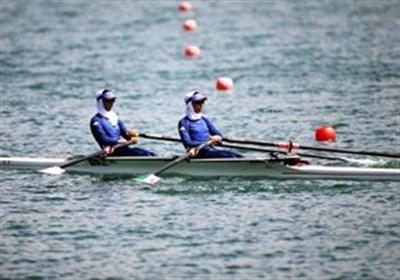 تیم ملی روئینگ بانوان به آب میزند