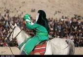 اجرای واقعه عاشورا در مبارکه اصفهان