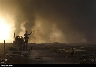 موصل کی آزادی آپریشن کی تصویری جھلکیاں