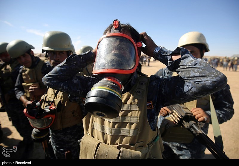 القوات العراقیة على بعد 5 کیلومترات من الموصل