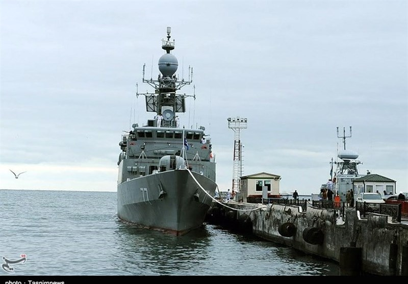 Iranian Caspian Flotilla Sets Sail for Kazakhstan