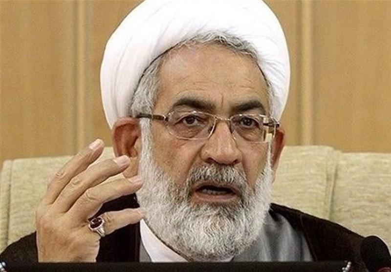 المدعی العام فی ایران یزور الصین