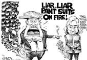 Donald vs. Clinton