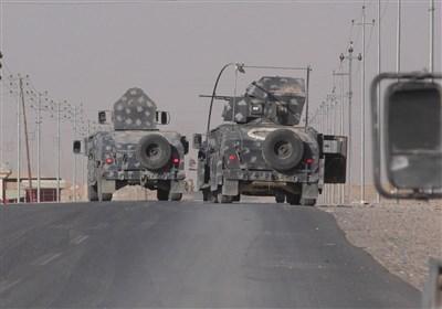 تقدم الشرطة الاتحادیة فی الموصل