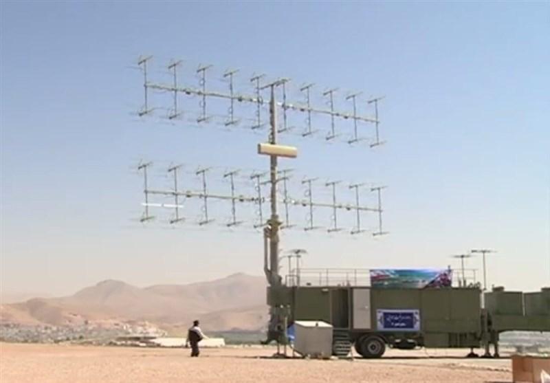 ساخت ایران|رادار 500کیلومتری مطلع الفجر3 + عکس