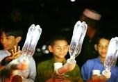 لامپ بطری پلاستیکی