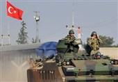 سوریه| حمله موشکی و توپخانهای نظامیان ترکیهای و تروریستها به روستاهای حلب