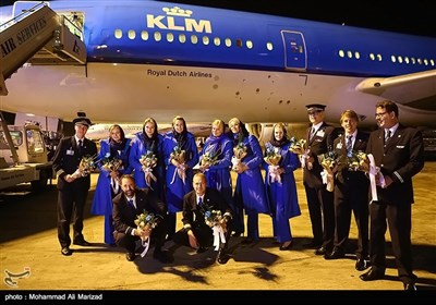 """از سرگیری پروازهای هواپیمایی """"کیالام"""" هلند به تهران"""