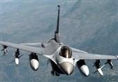 اوج گیری جنگنده اف - 16