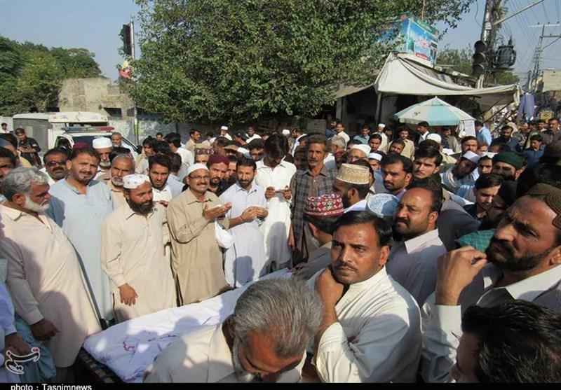 سنی تحریک ضلع ہری پور کے صدر کا بھائی تکفیری دہشت گردوں کے ہاتھوں شہید/ تصویری رپورٹ