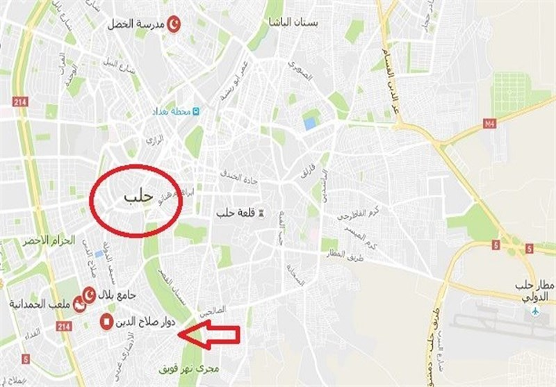 انتهاء الهدنة فی حلب وعودة المعارک على جبهاتها
