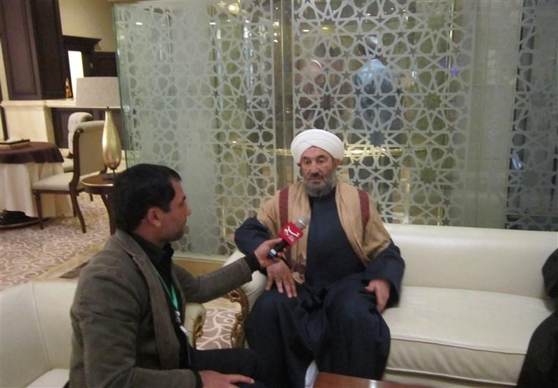 الشیخ العیساوی: مؤتمر الصحوة الاسلامیة خطوة جادة للملمة الشمل