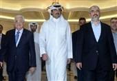 میزبانی ترکیه از محمود عباس و امیر قطر برای بررسی «پرونده حماس»