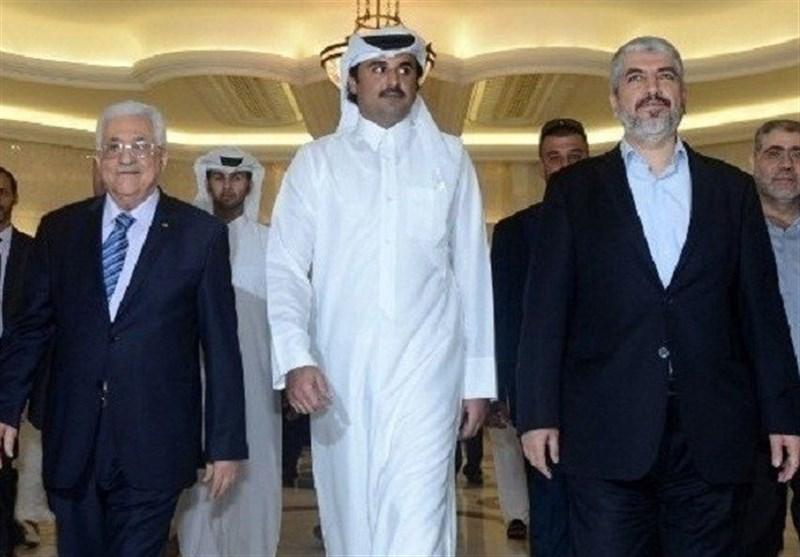 فتح و حماس در دوحه با حضور عباس دیدار میکنند