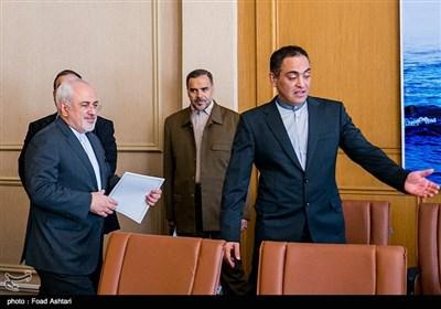 Meeting of Special Working Group of Caspian Sea Held in Tehran