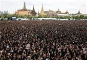 تجمع عزاداران تایلندی در بانکوک 000