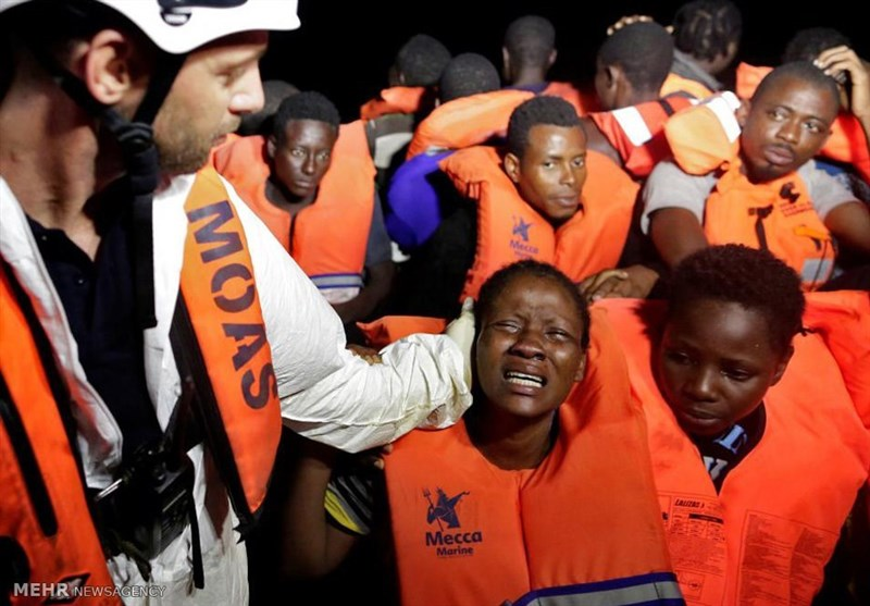 Spain Rescues 366 Migrants in Mediterranean