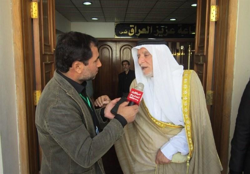 رئیس دیوان الوقف السنی فی العراق: تجاوزنا الفتنة الطائفیة والعراق سیتحرر