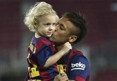 نیمار و پسرش