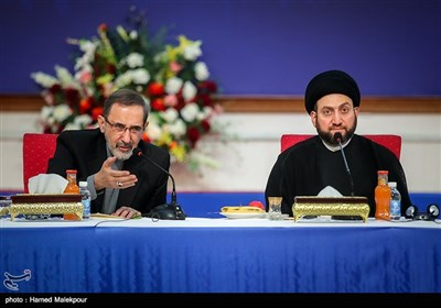 اجتماع المجمع العالمی للصحوة الإسلامیة فی بغداد- الیوم الثانی