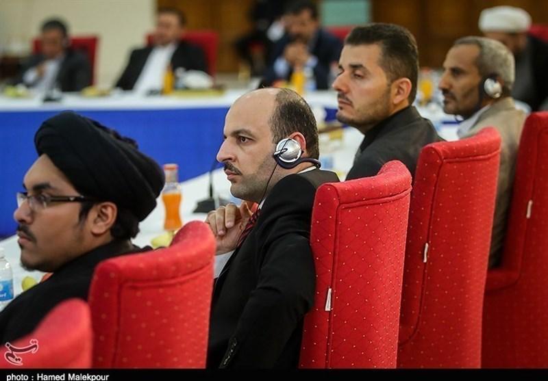 اختتام اجتماع المجمع العالمی للصحوة الاسلامیة فی بغداد