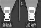 محدوده دید انسان در سرعت های مختلف !