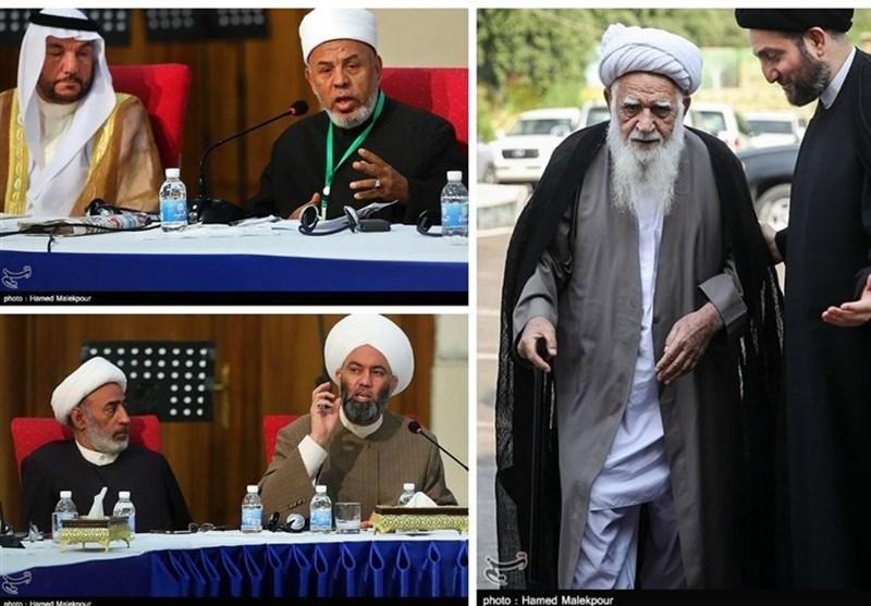 العلماء المسلمون یؤکدون على النهضة والوحدة