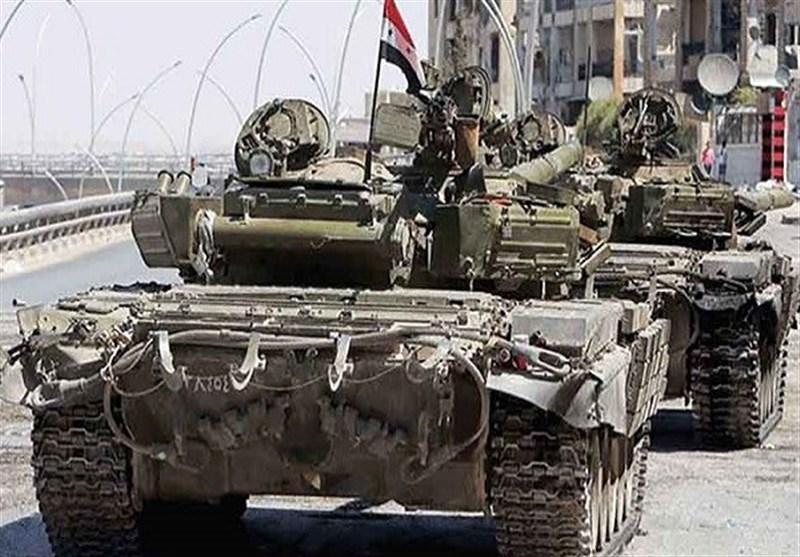 الجیش السوری حلب
