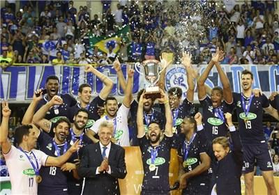والیبال باشگاه های جهان