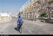 تعمیرات اساسی پالایشگاه گاز پارسیان - فارس