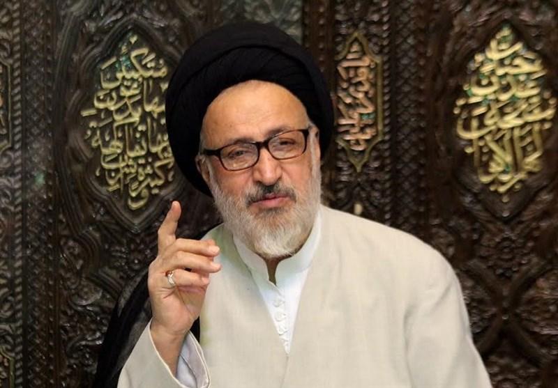 آیت الله ابوفاضل رضوی اردکانی امام جمعه موقت شیراز